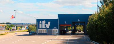 Línea de inspección ITV